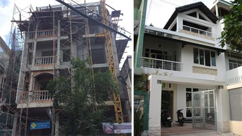 Báo giá thi công xây dựng trọn gói nhà tại tphcm