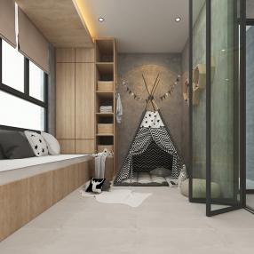 Thiết kế nội thất chung cư 70m2 Masteri Millennium